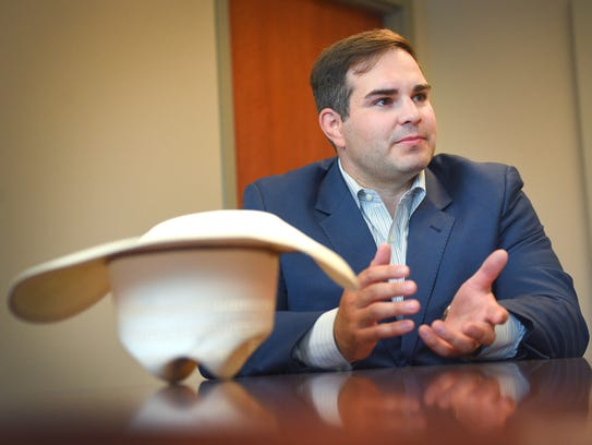 State Sen. Billie Sutton spoke with Argus Leader Media
