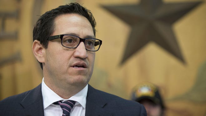 State Rep. Trey Martinez Fischer, D-San Antonio, said Monday he is running for speaker of the Texas House.