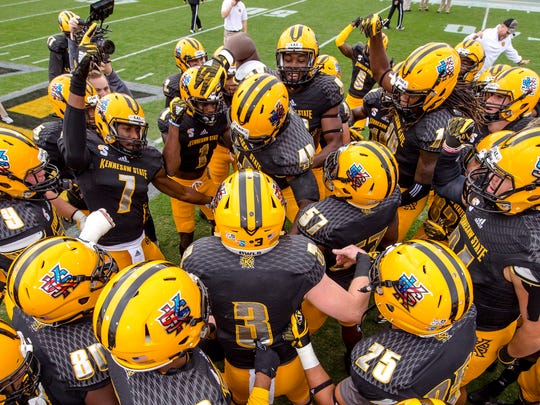 Kennesaw State has won nine straight heading into Saturday's game against Monmouth.