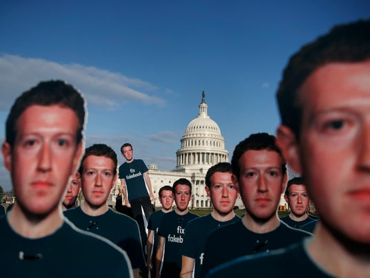AP FACEBOOK PRIVACY SCANDAL CONGRESS F A USA DC