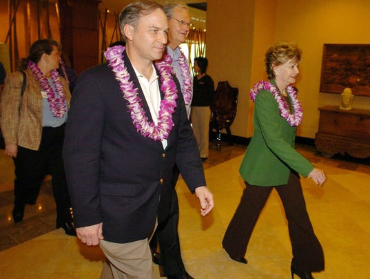 Madeleine Bordallo at Outrigger