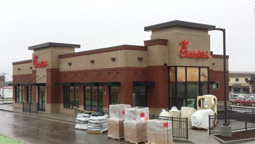 Chick-fil-A at Brookfield Square is set to open March 23.