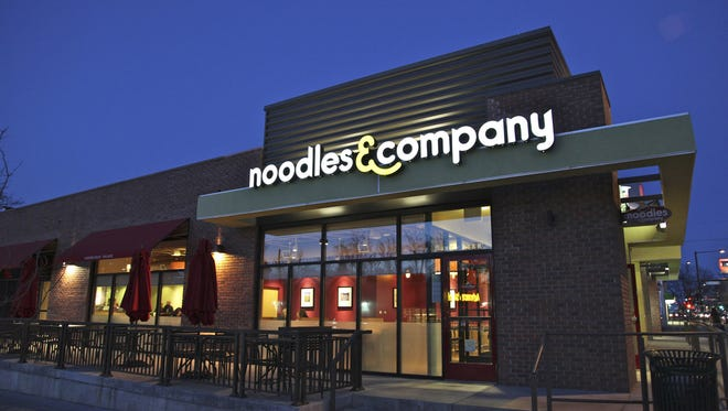 Noodles & Company will open a Northgate location early in 2016.