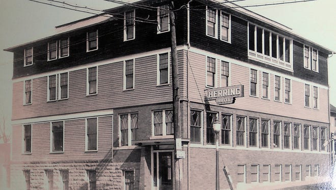 Herring Hotel in the past.