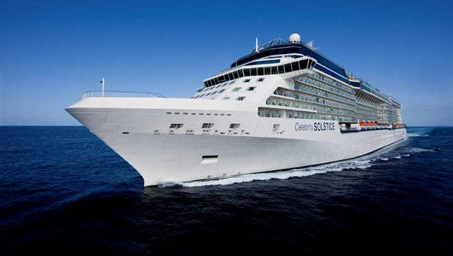 Celebrity Cruises is hiking service charges, effective Jan. 2.