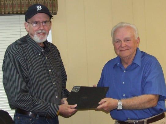 District 6 Stewart County School Board member Kenny