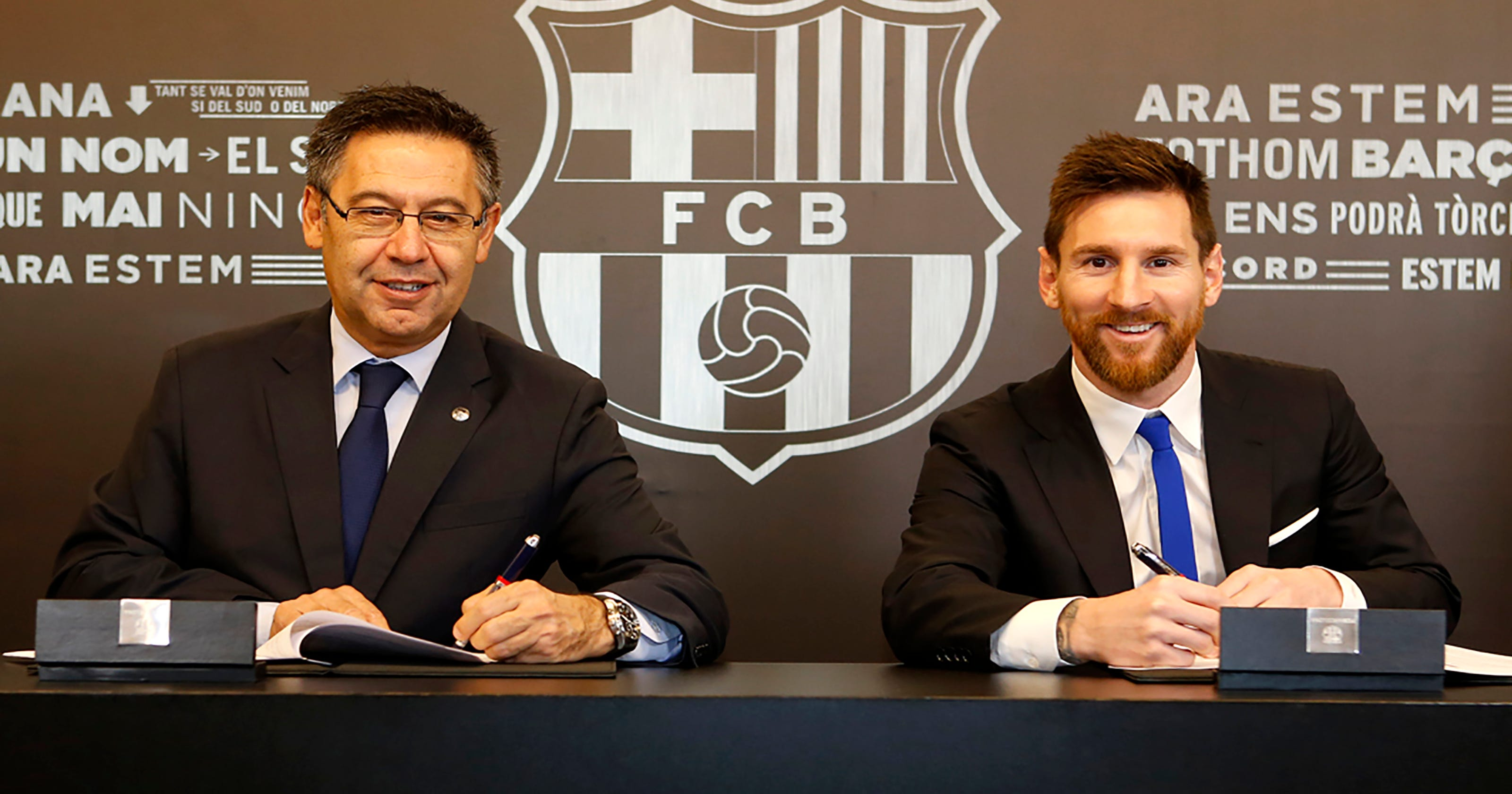 Image result for messi new contract