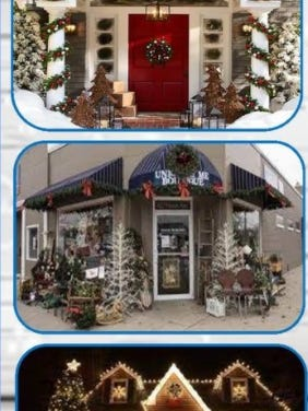 Grafton Recreation Department's Home and Business Decorating Contest.