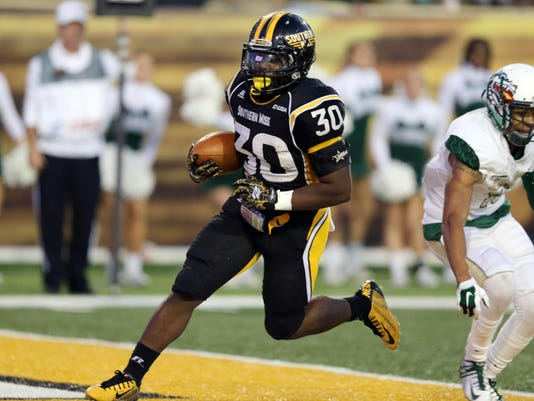 NCAA Football: Alabama-Birmingham at Southern Mississippi