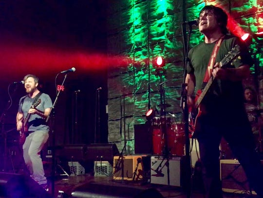 Wilmington punk act The Headies perform at World Cafe
