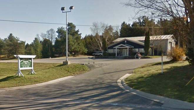 Charles G. Parks Funeral Home in Petoskey, Mich.