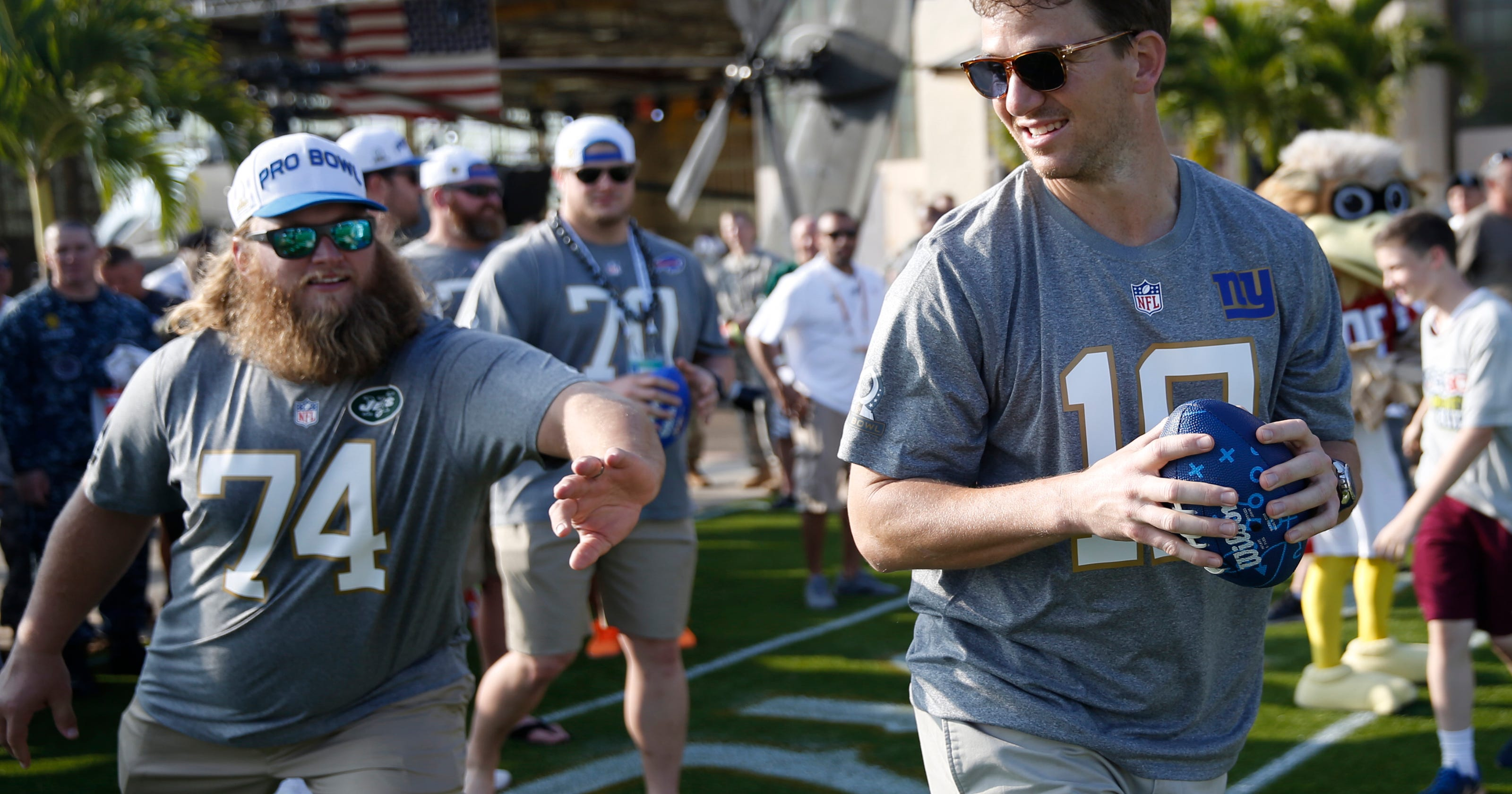 15331e2ad 2016 NFL Pro Bowl: Rosters, TV listing