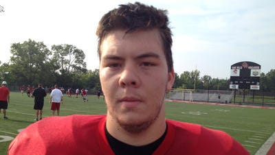 Oak Hills senior OL Mason Garrison has multiple offers to play college football.