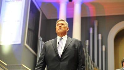 Nashville mayoral candidate Bill Freeman