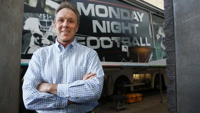 Chip Dean played football at ASU in the 1970s but has gone on to greater fame directing Monday Night Football.