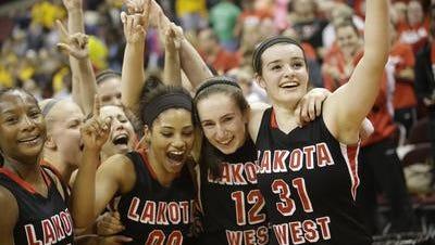 The Lakota West girls' basketball team is regarded as the preseason favorite when the season starts next week.