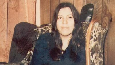 An undated snapshot of Anna Mae Pictou-Aquash. Her body was found Feb. 24, 1976, on South Dakota's Pine Ridge Indian Reservation.