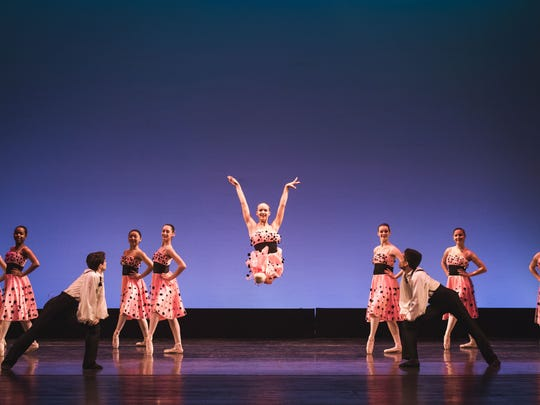 "The Vineland Regional Dance Company will present its annual Spring Dance concert, dedicated in loving memory to Martha ""Martie"" Fay Godown, at 2 p.m. March 12 in the Frank Guaracini, Jr. Fine and Performing Arts Center at Cumberland County College at Sherman Avenue and College Drive in Vineland."