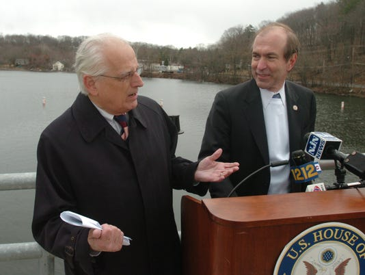 Bill Pascrell and Scott Garrett