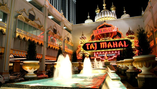 Despite its financial problems over the years, the Taj Mahal's Arena has traditionally attracted top touring acts