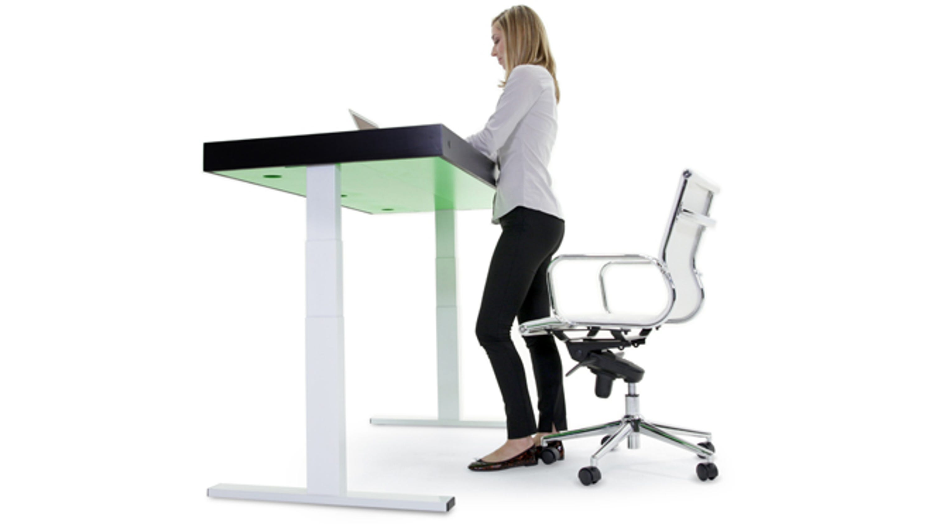 sit stand diy standing motorized ikea review desk