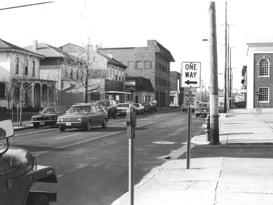 This photo is dated Dec.1982 and shows the south side