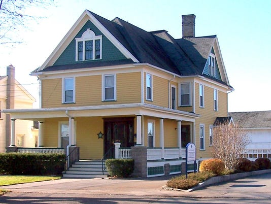 16 Maple Ave., Malone House.