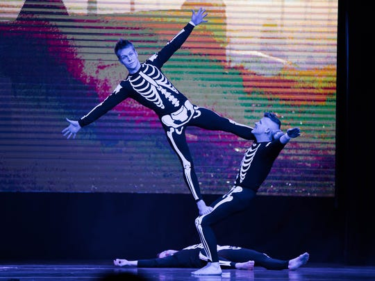"New York City-based Cirque-tacular takes over the Main Stage at Union County Performing Arts Center on Oct. 28 with ""Spooktacular,"" a creepy but charming theatrical circus spectacle for all ages."