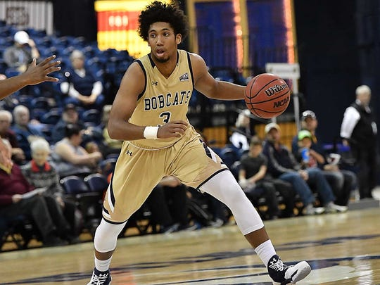 Montana State's Tyler Hall became the Big Sky Conference's all-time leading scorer in a loss to Eastern Washington Saturday.