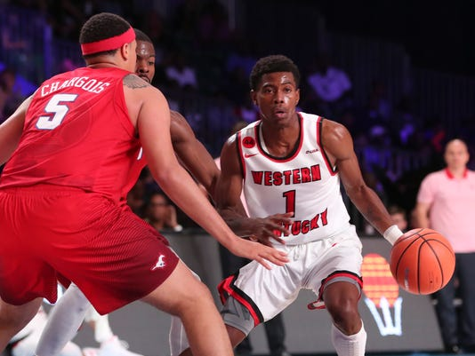 NCAA Basketball: Battle 4 Atlantis-SMU vs Western Kentucky