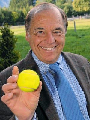 Peter Burwash began managing tennis facilities in the Coachella Valley three decades ago.