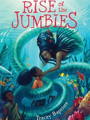 """Rise of the Jumbies"" by Tracey Baptiste"