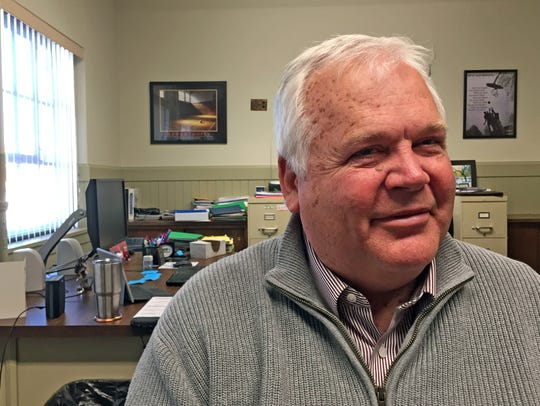 Carl Turner is the superintendent of Storm Lake Schools.