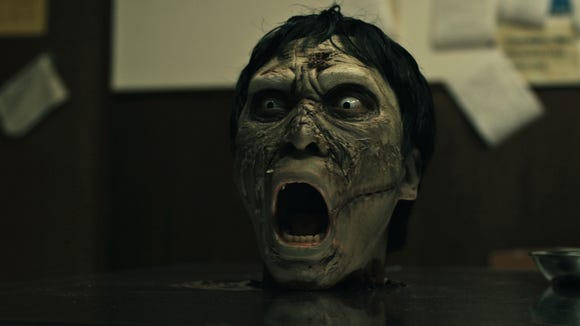 """Zombies rule the government in a tale from the horror anthology """"The ABCs of Death 2."""""""