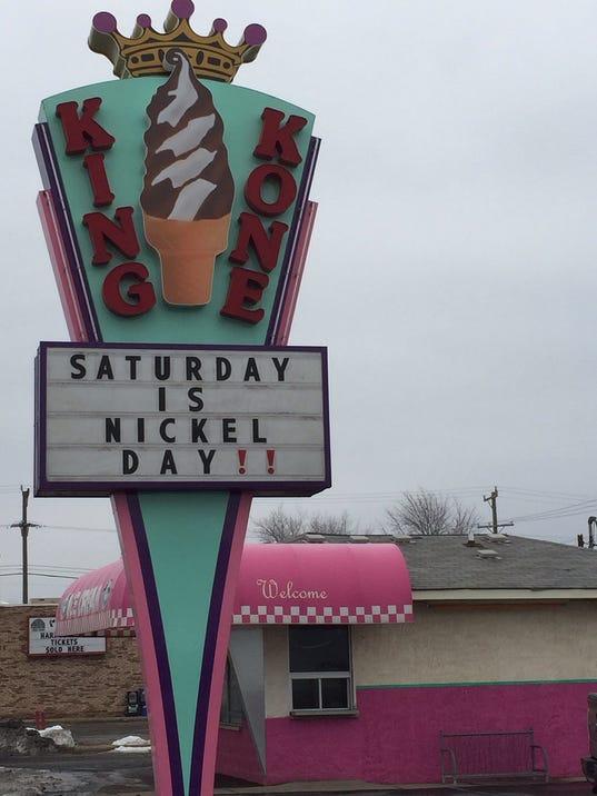 gcy nickel cone day