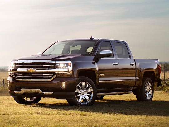This Photo Provided By Chevrolet Shows The 2017