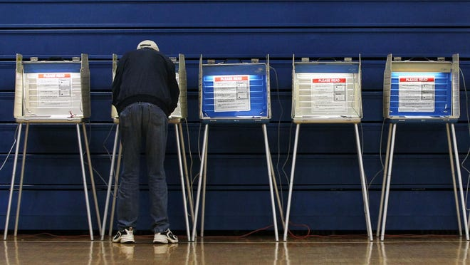 This year, Summit County election officials are asking the secretary of state to allow fewer voting stalls to provide a safer environment for voters and poll workers during the coronavirus pandemic.