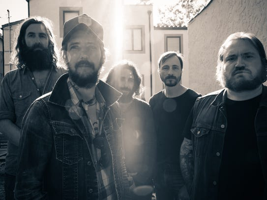 Band of Horses will perform at 7 p.m. May 22 at Tricky