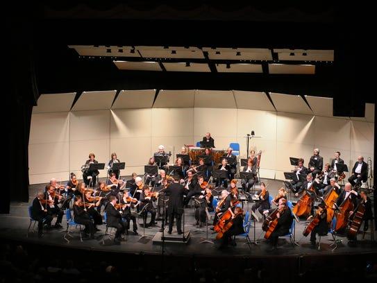 The York Symphony Orchestra.