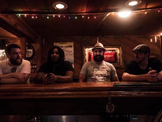 Panzacola comes to Vinyl Saturday at 9 p.m.
