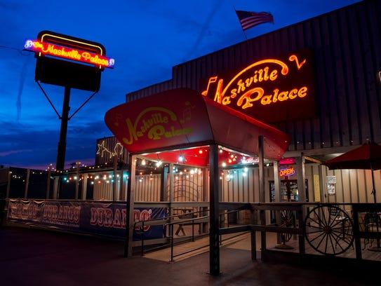 Nashville Palace in Nashville, Tenn., Wednesday, June
