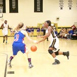 The Neville girls played West Ouachita on Friday.