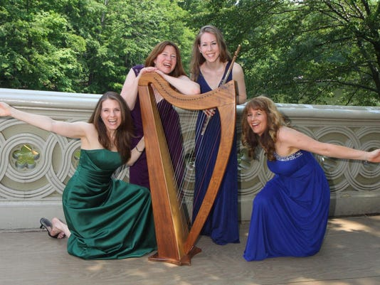 1 Four Celtic Voices