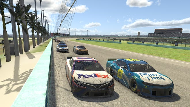 iRacing played a central role in the formation of the eNASCAR iRacing Pro Invitational Series in 2020, which bridged the gap between events for real-world stars during the early stages of COVID-19 pandemic.