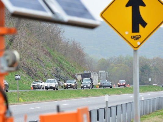 I-64 Motorists Should Expect Delays