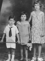 Like many people of Armenian heritage, Detroit musician and composer Dan Yessian can trace a direct line to the Armenian genocide that took place between 1915 and 1923. Pictured here are his mother and her siblings. The family fled Armenia, resettled briefly in Greece and Lebanon and then lived many years in Cuba, where this photo was taken in the 1930s. From the left are Yessian's Uncle Marty, mother Flora and Aunt Helen.