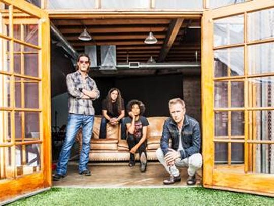 The rock band, Alice in Chains, will perform in El