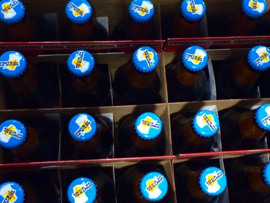 Pints for Prostates works with breweries to raise awareness