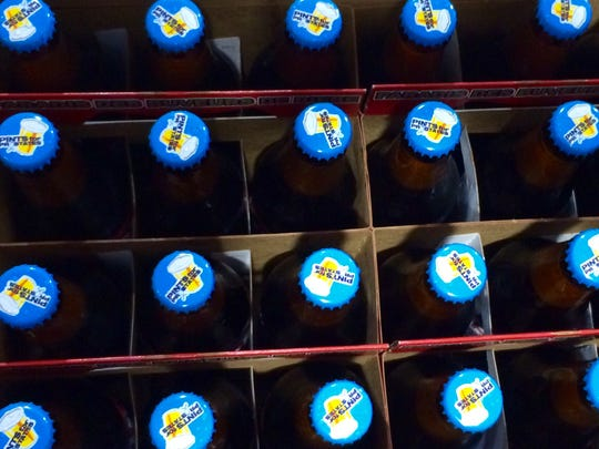 Pints for Prostates works with breweries to raise awareness for prostate health.
