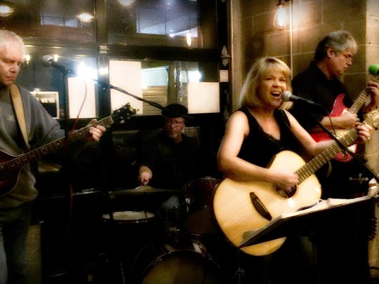 Leanne McClellan Band will play rock, jazz and blues 9 p.m. Dec. 10 at Taproot Lounge & Cafe.